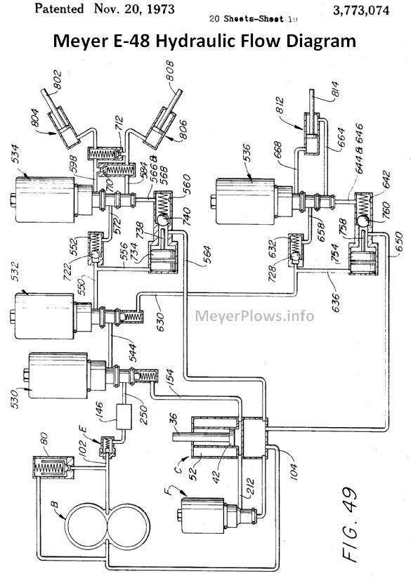 6929 Meyers Wiring Diagram
