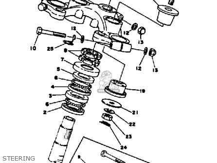 Wiring Diagram For 1979 Yamaha Xs650s