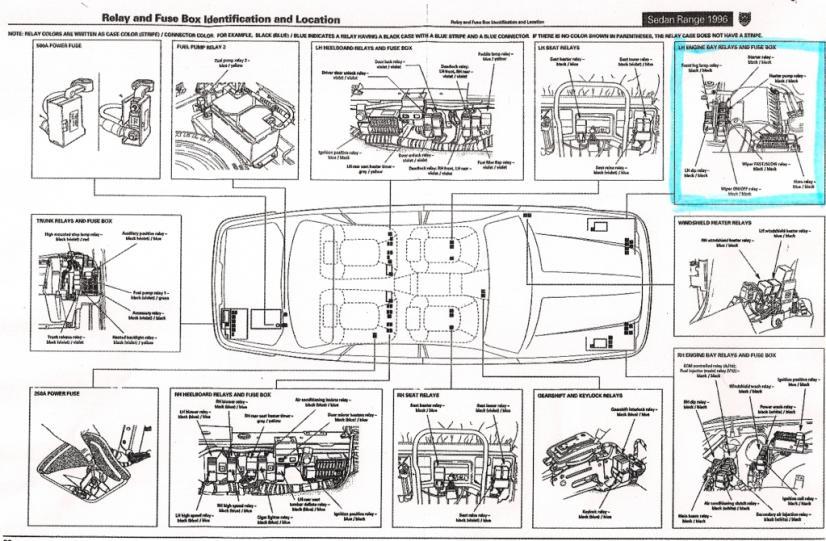 Wiring Diagram For 1996 Jaguar Xj6 Instrument Panel Lights ...