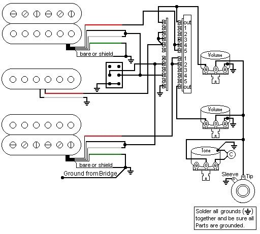 wiring diagram for 2 blackouts 1v 1t 3 way blade switch. Black Bedroom Furniture Sets. Home Design Ideas