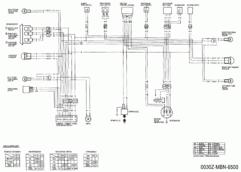 Wiring Diagram For 2002 Triton Tr20
