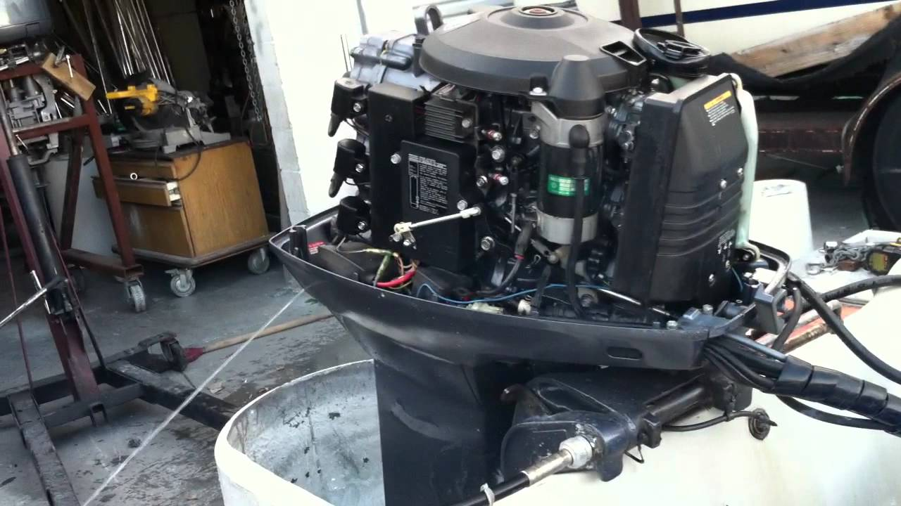Wiring Diagram For 40 Hp Yamaha C40tlry