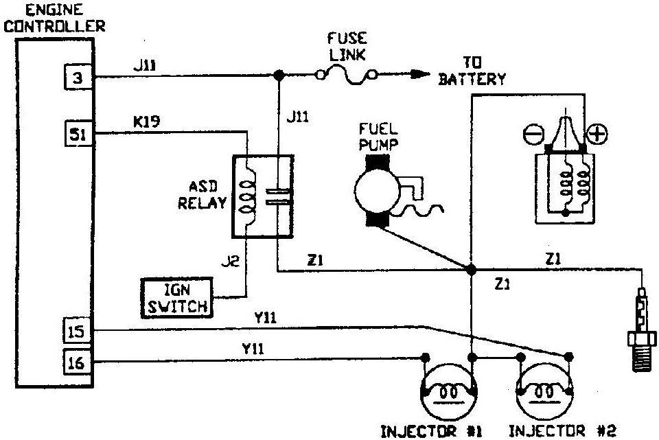 Wiring Diagram For A 98 Dodge Ram 1500 4 By 4 5 2 L