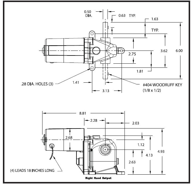 Dayton Wiring Diagrams - Trusted Wiring Diagram Online on