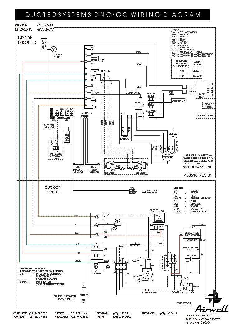 Ge Air Conditioner Wiring Diagram from schematron.org
