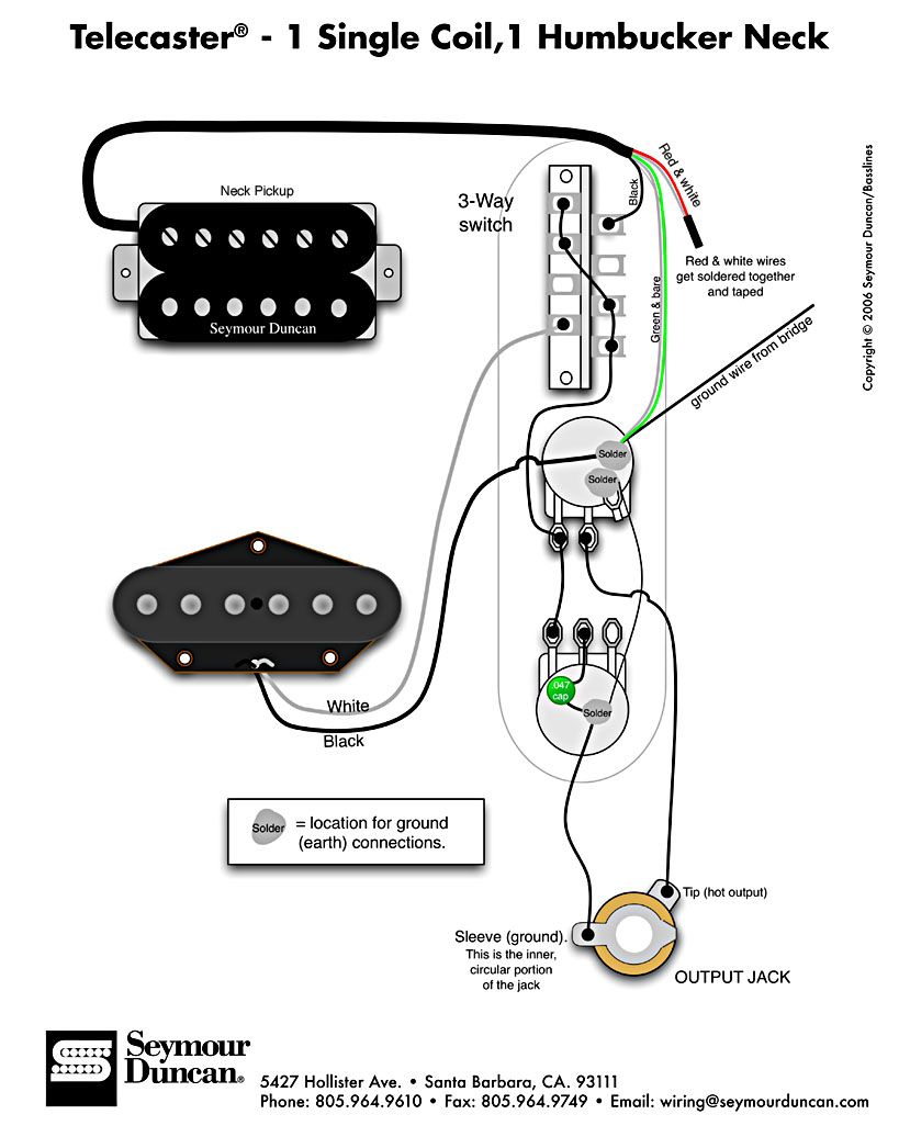 Wiring Diagram For A Lotus Guitar 3 Single Coil Pickups 5 Way Switch