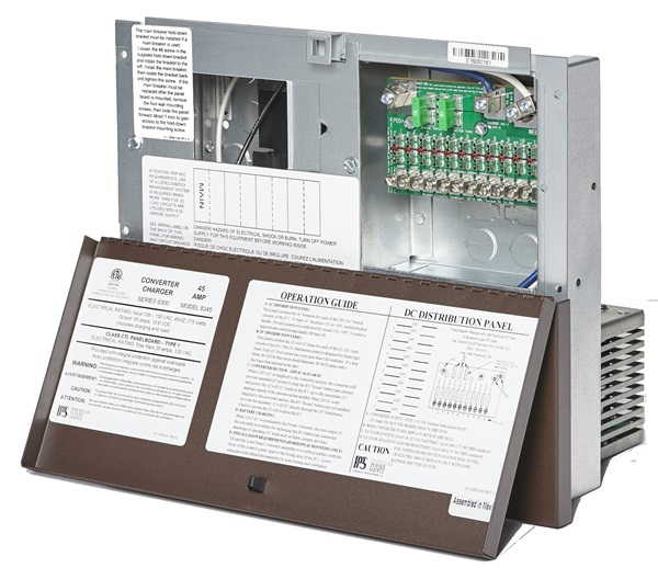 Wiring Diagram For A Model 7155 Converter