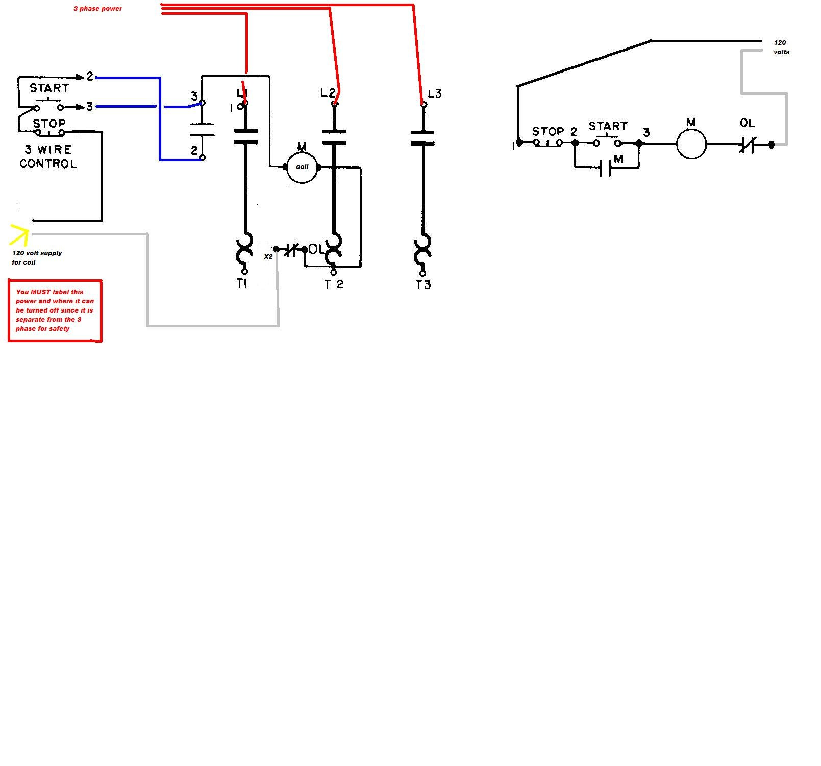 on well pump 115 volt 3 wire wiring diagram