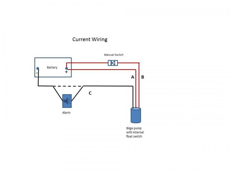 Wiring Diagram For Automatic Bilge Pump
