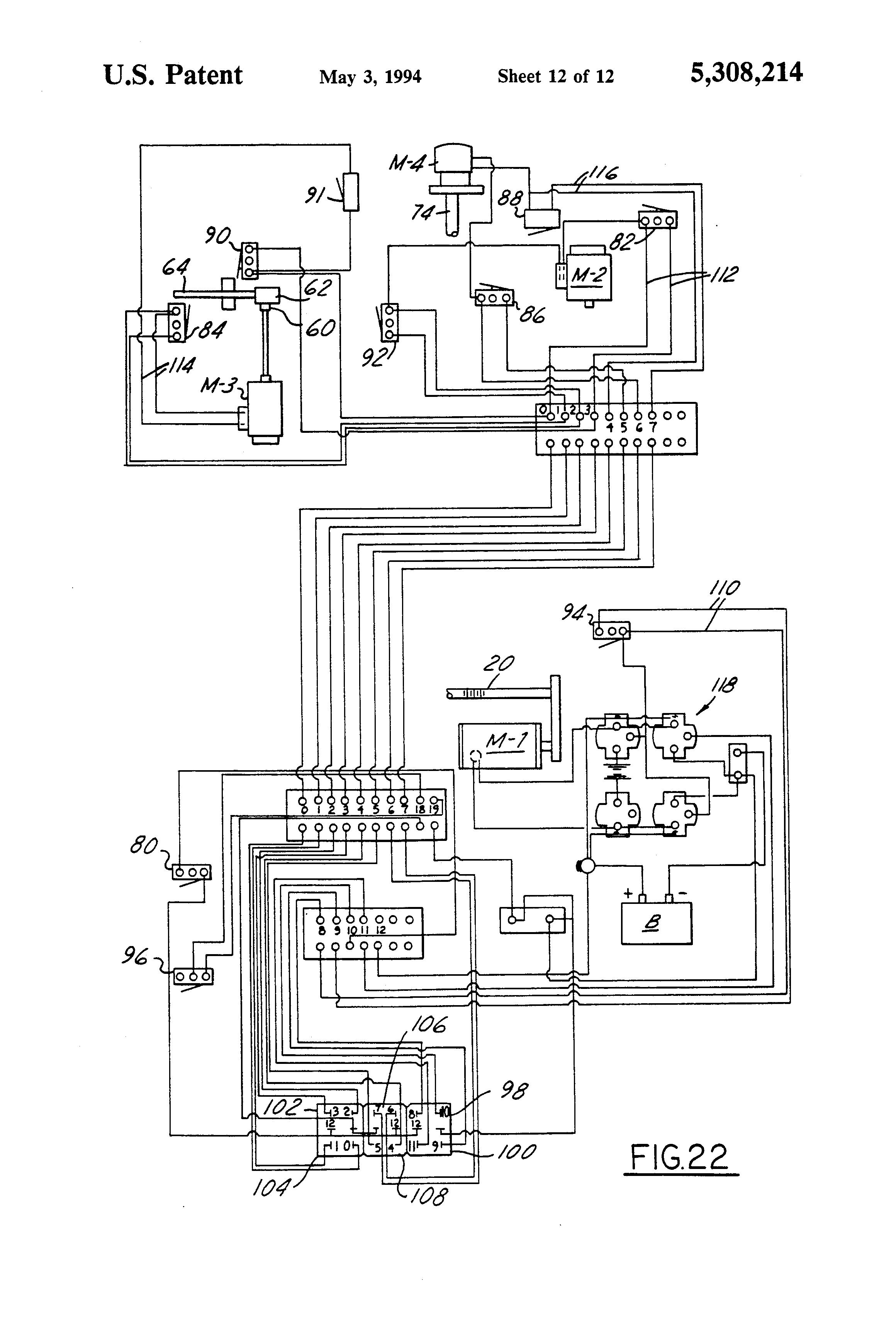 Wiring Diagram For Bruno Wheelchair Winch
