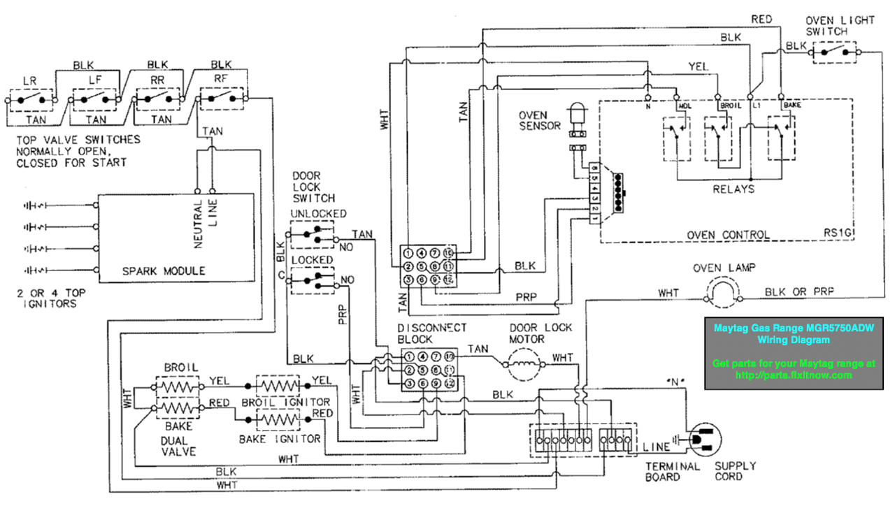 Wiring Diagram For Ge Oven Model Number Jckp16gs-1 on