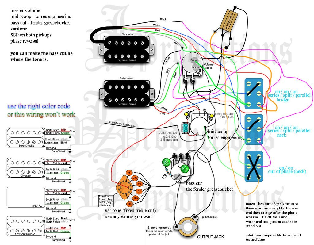 Wiring Diagram For Gretsch 1967 Anniversary Model