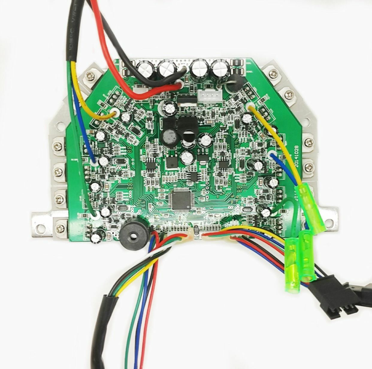 Wiring Diagram For Hoverboard
