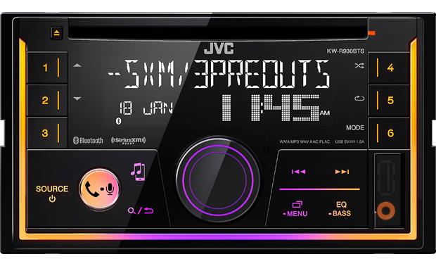 Wiring Diagram For Jvc Kw