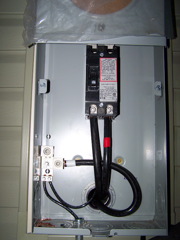 Wiring Diagram For Milbank U2862