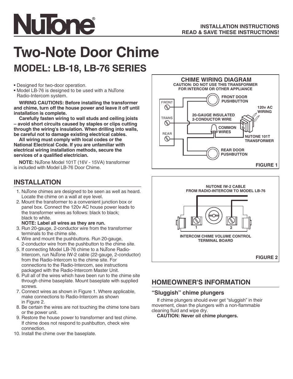 Wiring Diagram For Nutone Pfsw
