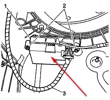 Wiring Diagram For Splicing In Blower Motor Resistor 02 Envoy