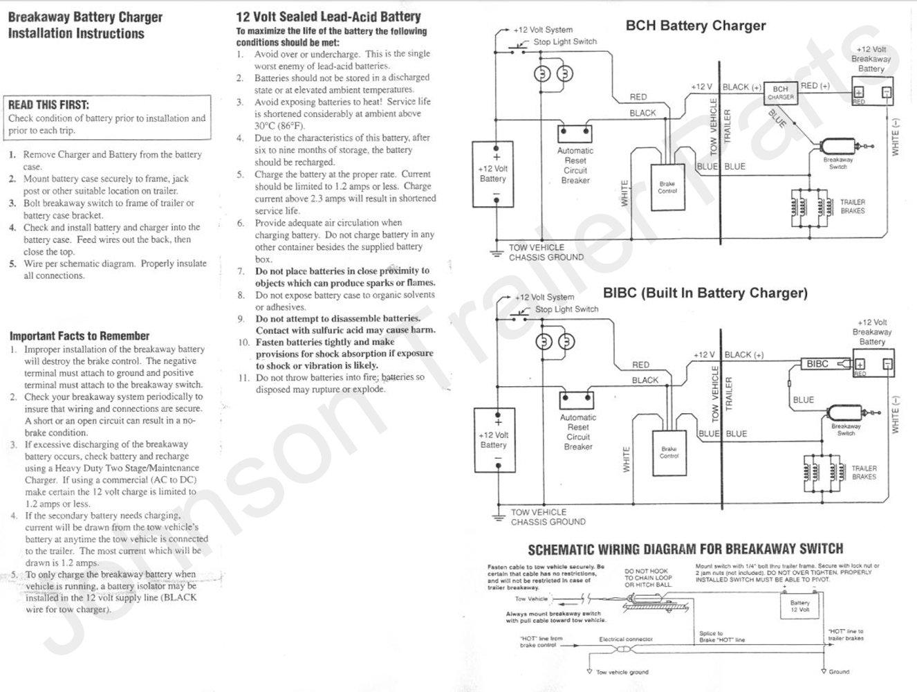 Tekonsha P3 Wiring Diagram from schematron.org