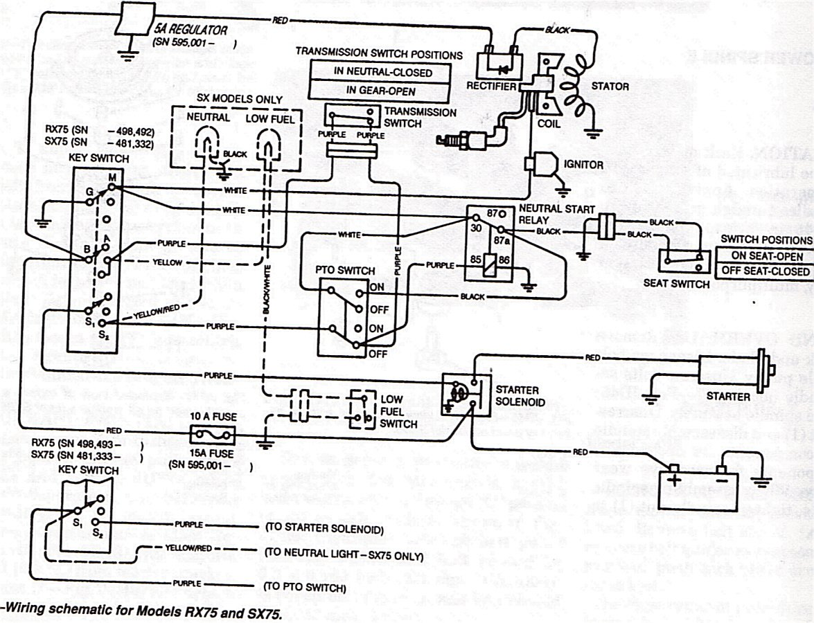 Smart Car Starter Motor Wiring Diagram