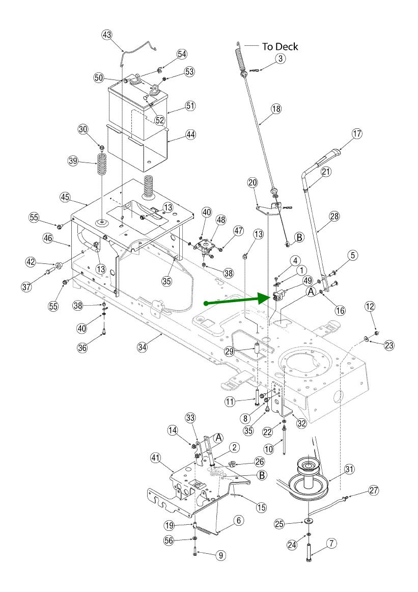 Wiring Diagram For Troy Bilt Bronco