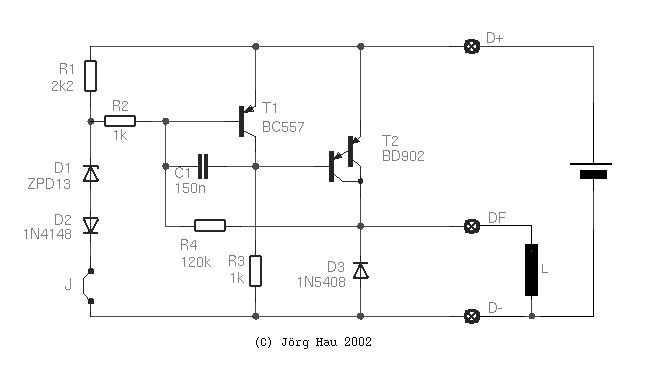 Wiring Diagram For Tympanium Voltage Regulator A