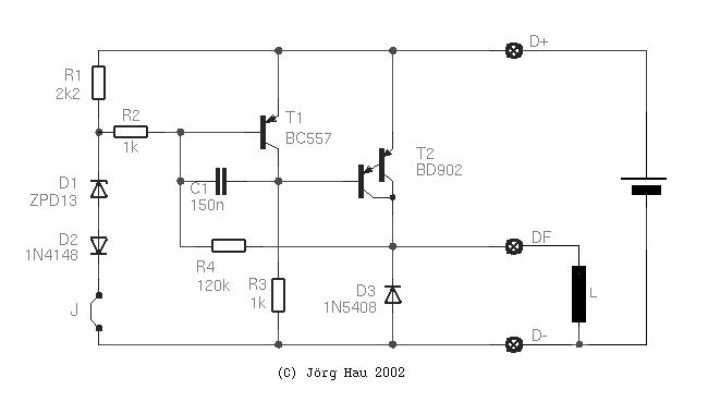 Wiring Diagram For Tympanium Voltage Regulator