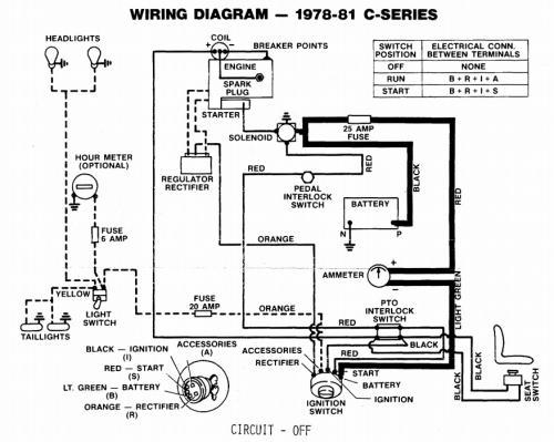8 wheel horse wiring diagram  ford e 350 motor home wiring