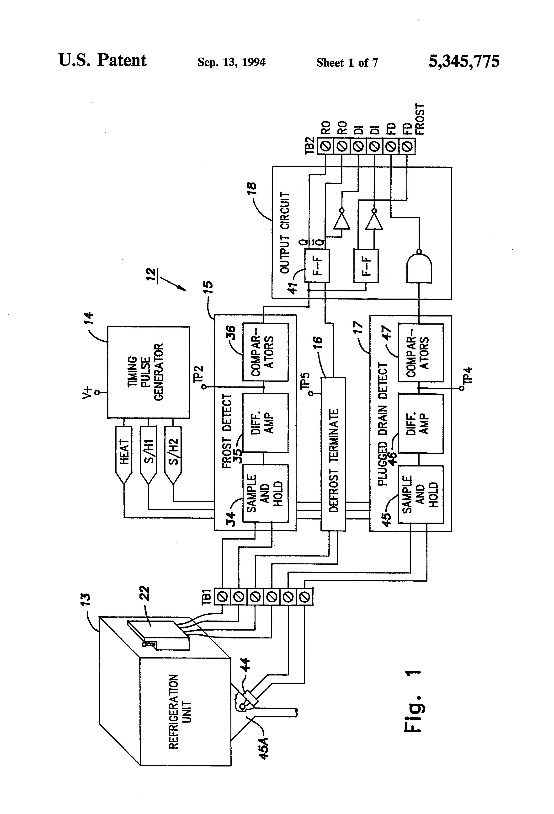Typical Wiring Diagram Walk In Cooler from schematron.org