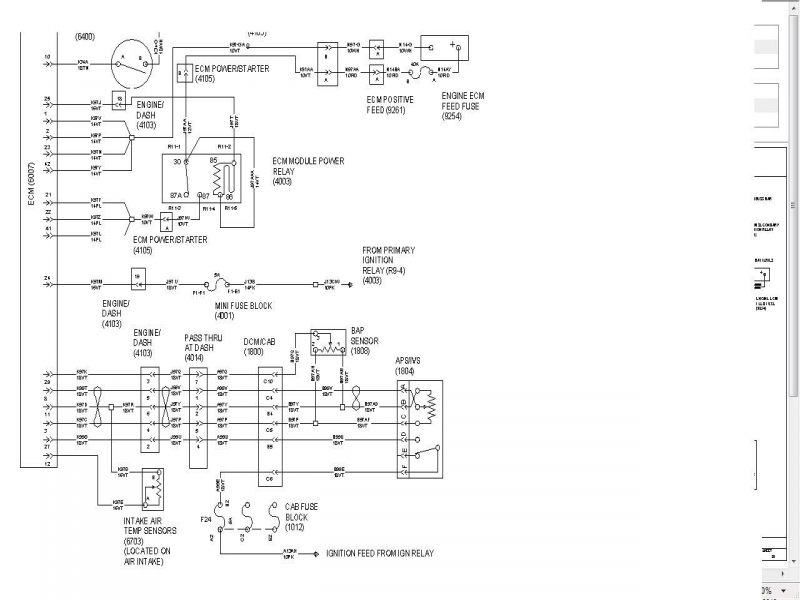 Wiring Diagram International 4300 Dashboard