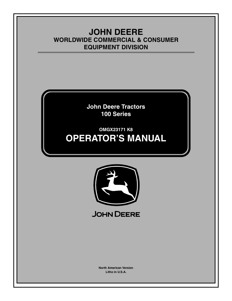 Wiring Diagram John Deere La135