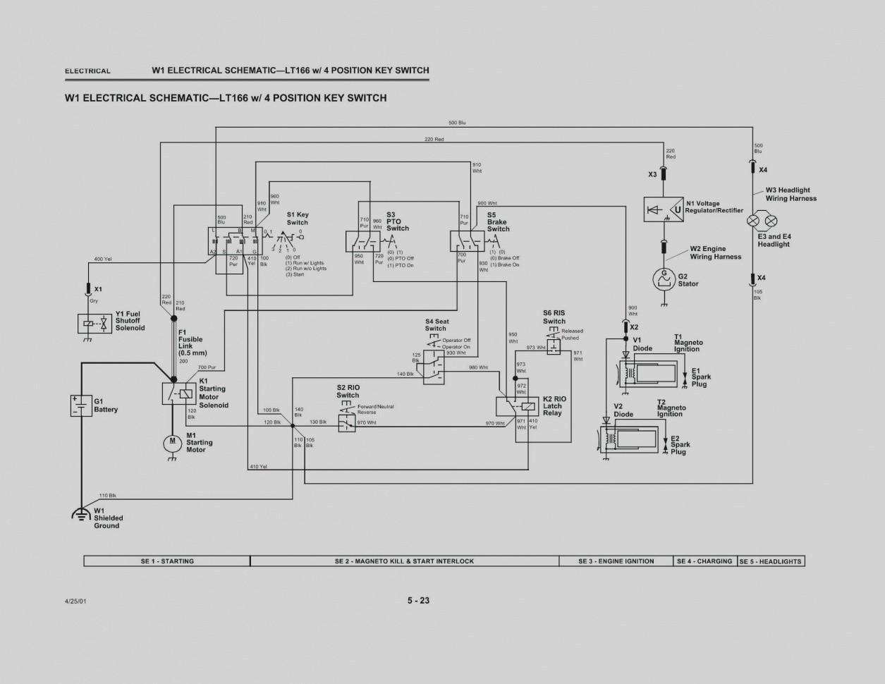 Wiring Diagram John Deere Lt155 15 Amp
