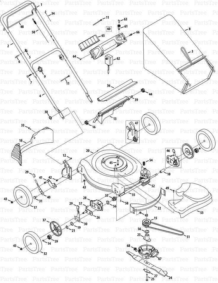 Wiring Diagram Kobalt Electric Lawn Mower