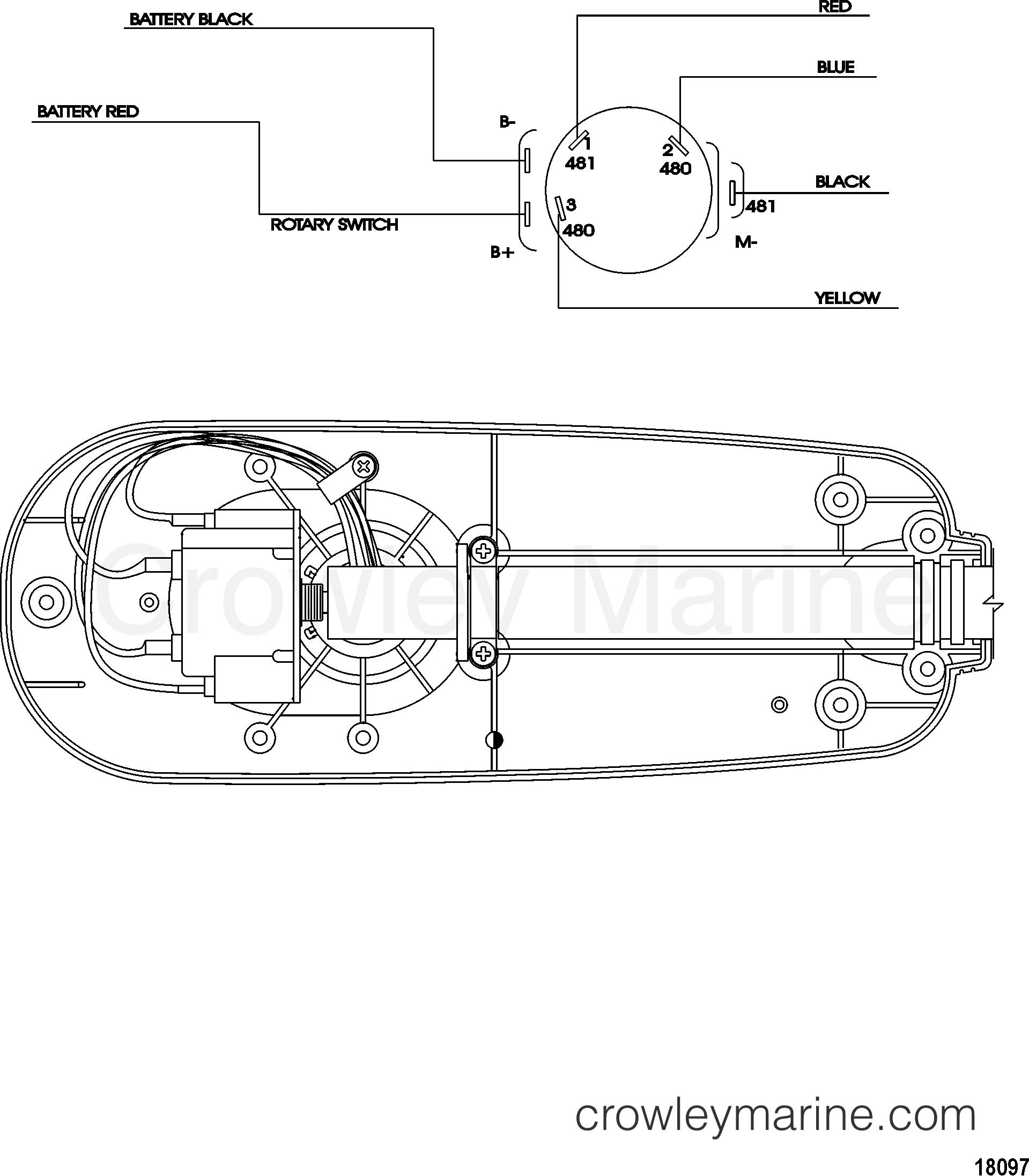 Wiring Diagram Motorguide Brute 765 Trolling Motor on