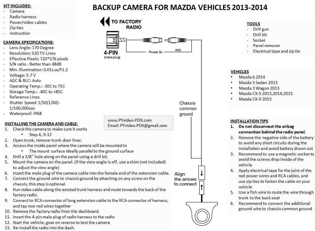 Diagram  2012 Mazda Cx 9 Wiring Diagram Full Version Hd