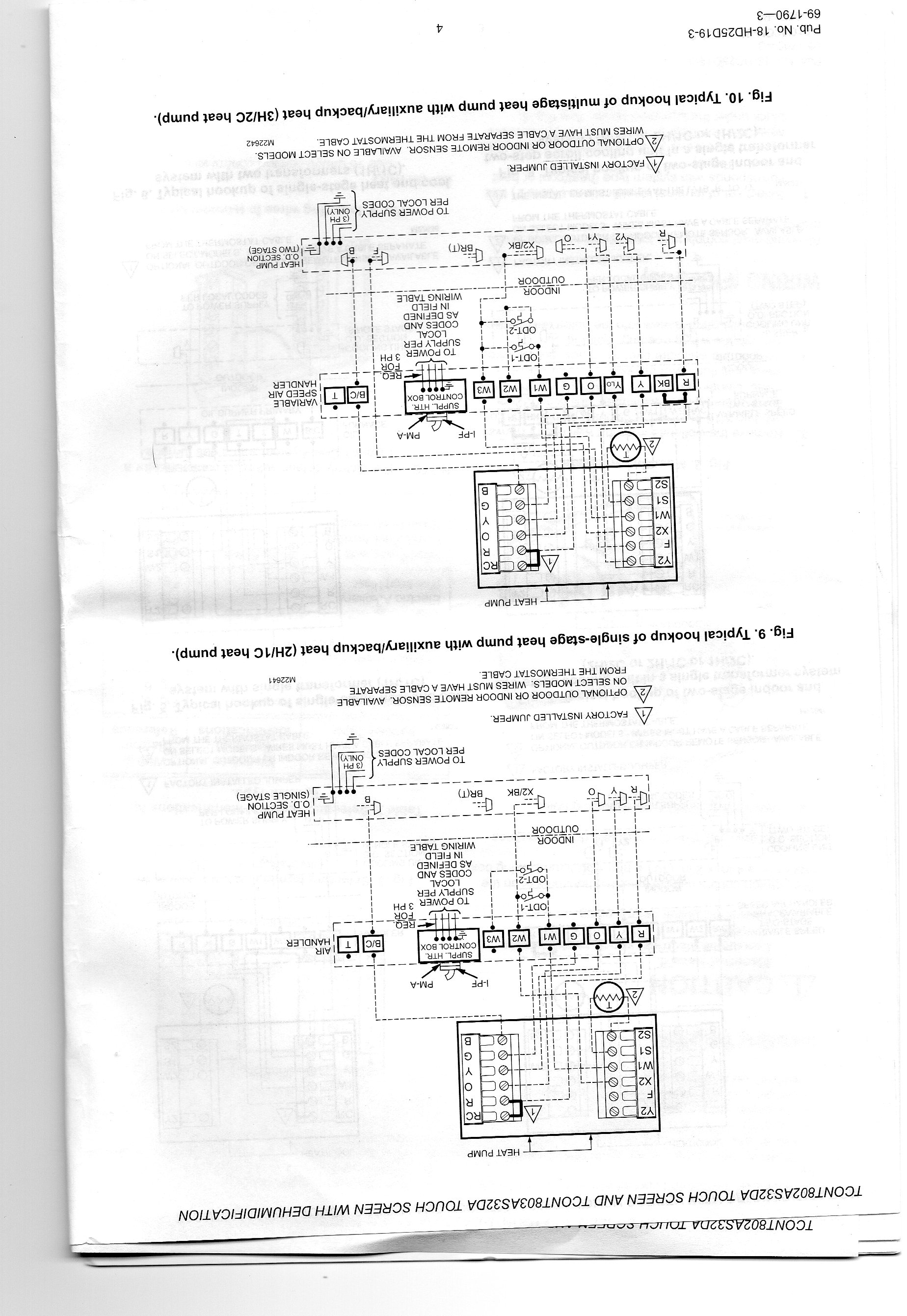 Wiring Diagram Trane Xb 1000 on
