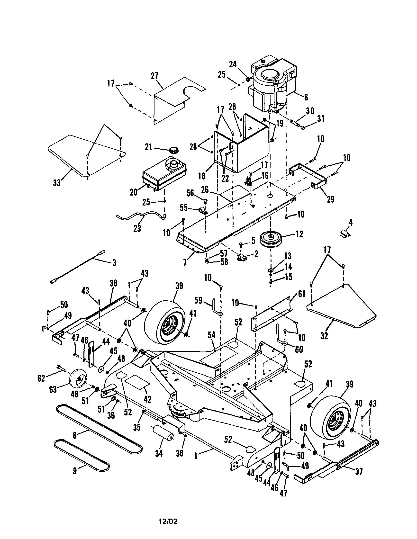 Woods Rm59 Belt Diagram