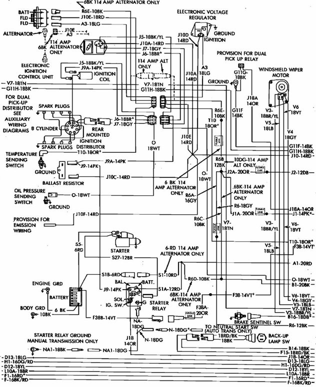 Workhorse 1 Ballast Wiring Diagram