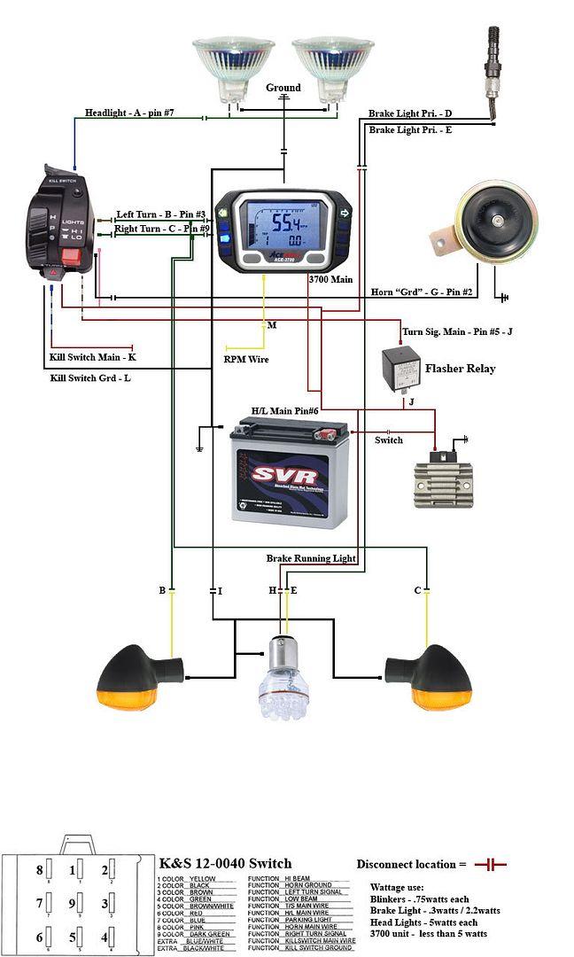 Xr650r Wiring Diagram