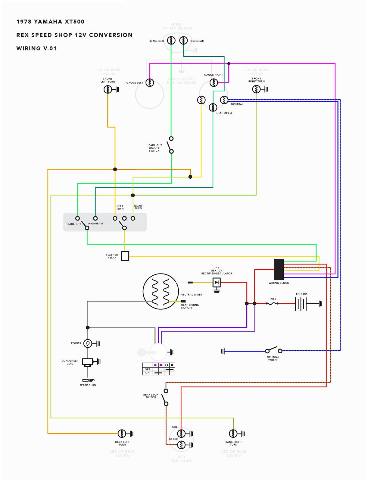 Diagram Yamaha Xt500 Wiring Diagram Full Version Hd Quality Wiring Diagram Ncwiring27 Newsetvlucera It
