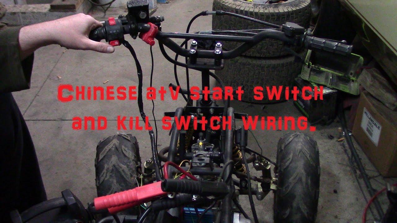 Yahmaha Linhai 260 Handlebar Switch Wiring Diagram