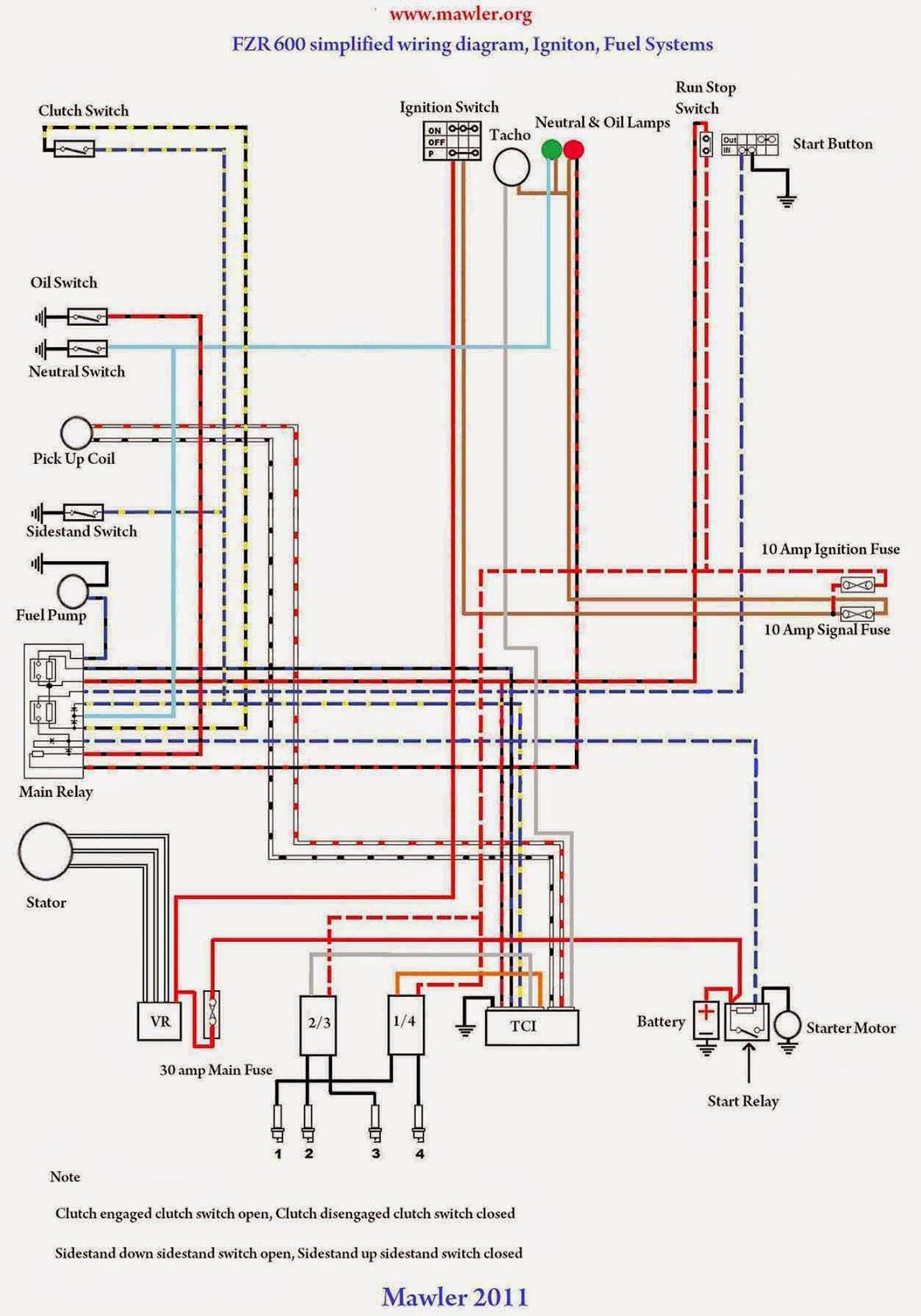 Yamaha Fzr 600 Wiring Diagram on yamaha outboard ignition wiring diagram, yamaha dt 175 wiring-diagram, yamaha r1 wiring-diagram, yamaha r6 engine diagram, yamaha 250 bear tracker wiring-diagram, 5 pin ignition switch diagram, ignition system wiring diagram, yamaha g1 fuel system diagram, yamaha road star wiring-diagram, ignition switch schematic diagram, yamaha bear tracker 250 carburetor diagram, yamaha r6 wiring-diagram, chevy ignition wiring diagram, yamaha ignition system, omc ignition switch diagram, ignition starter switch diagram, harley ignition switch diagram, yamaha grizzly 660 wiring-diagram, yamaha rhino electrical diagram, yamaha rhino ignition wiring diagram,