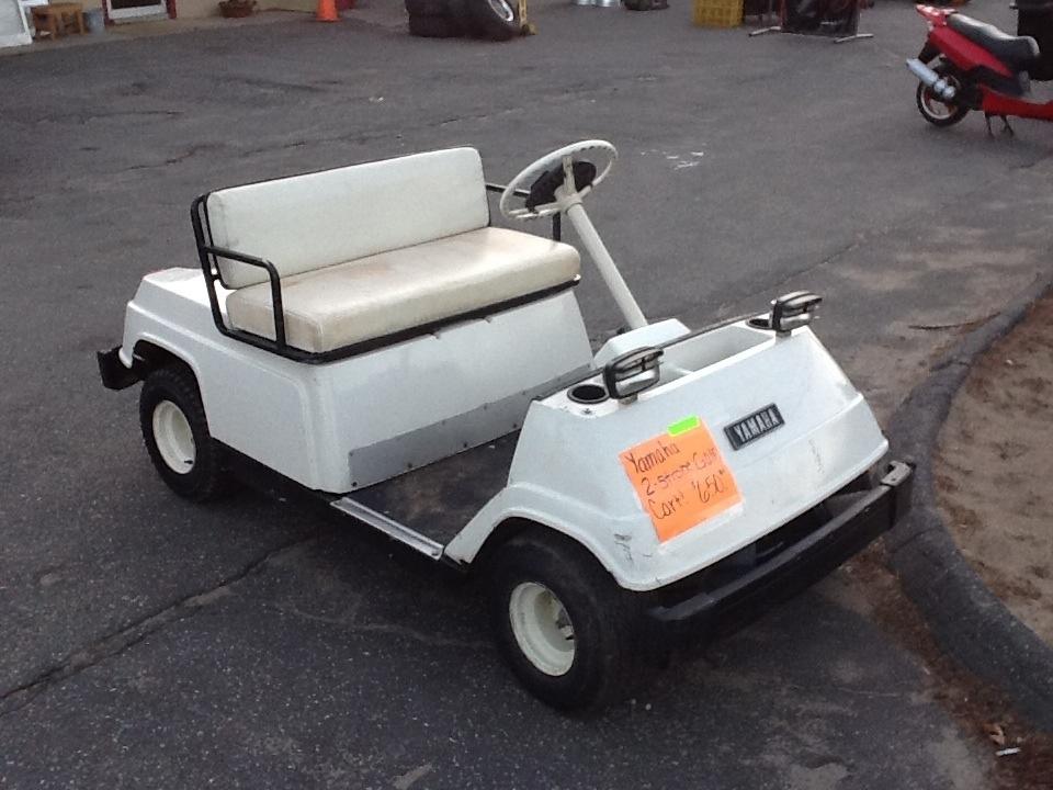 Yamaha G1 Electric Golf Cart Wiring Diagram on