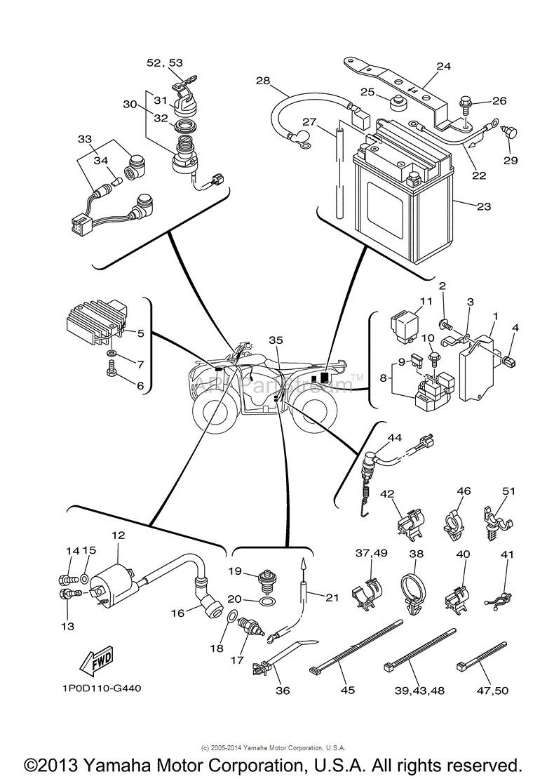 Yamaha Xt 600 Wiring Diagram - Schematics Online on