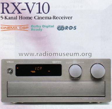 Yamaha Natural Receiver Rx V379 Wiring Diagram on