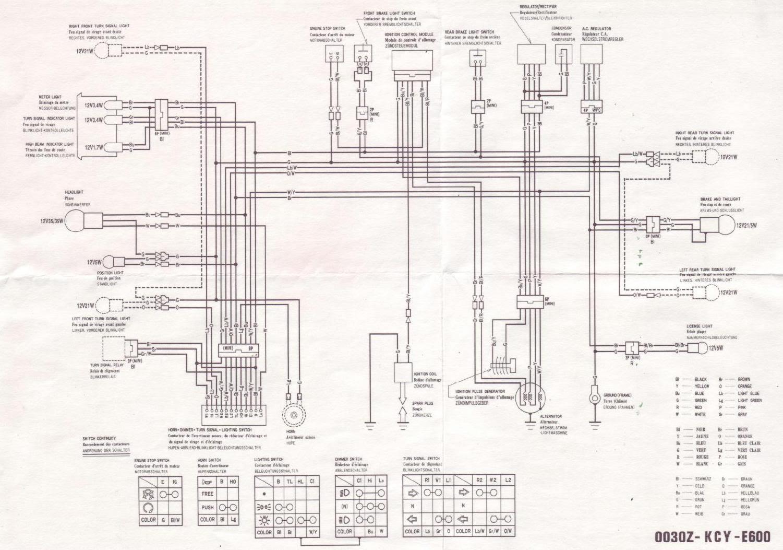 Yamaha Blaster Wiring Diagram Wiring Harness Wiring Diagram