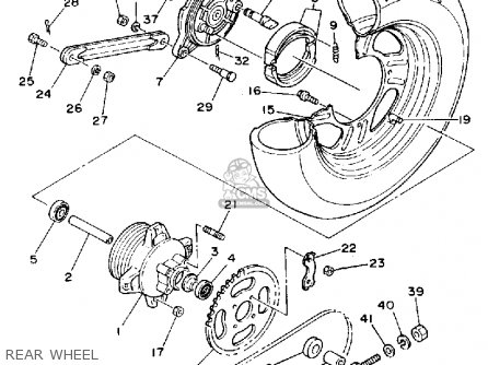 1990 Chev P30 Wiring Diagram