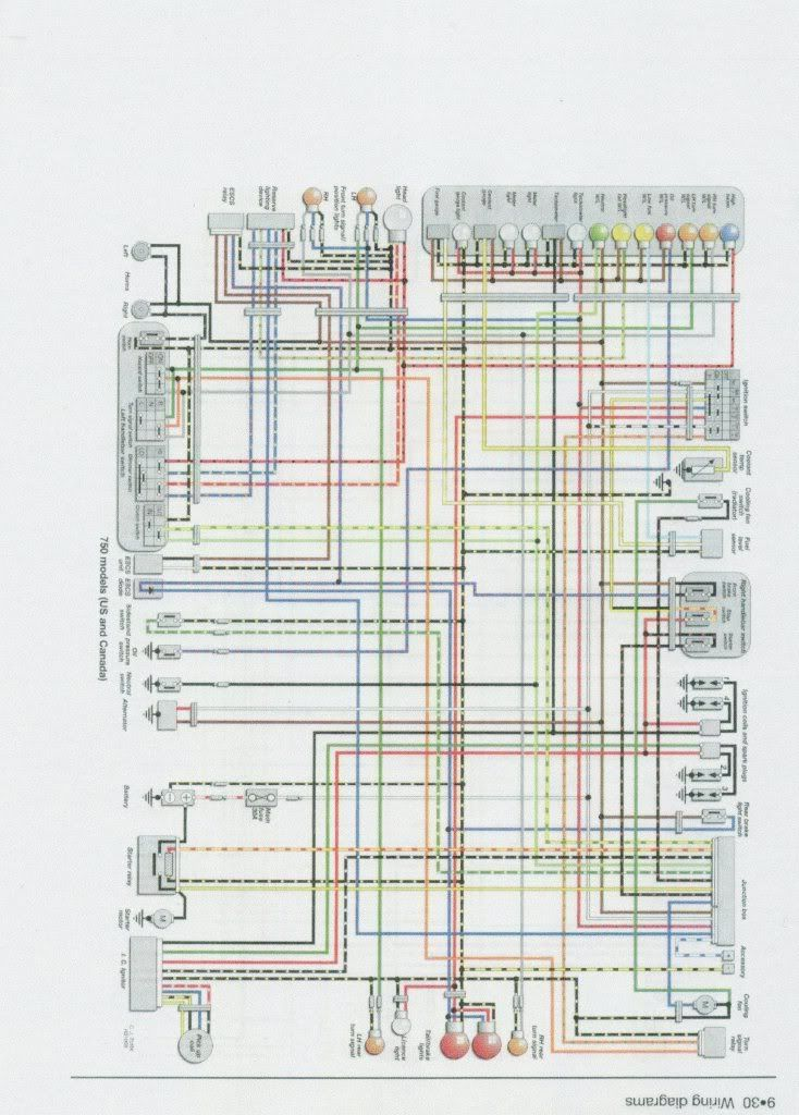 Ysr50 Wiring Diagram on