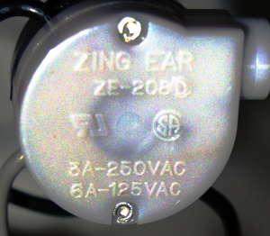 Zing Ear Ze-268s6 Wiring Diagram Harbor Breeze Fan Wiring Diagram Purple Wire on