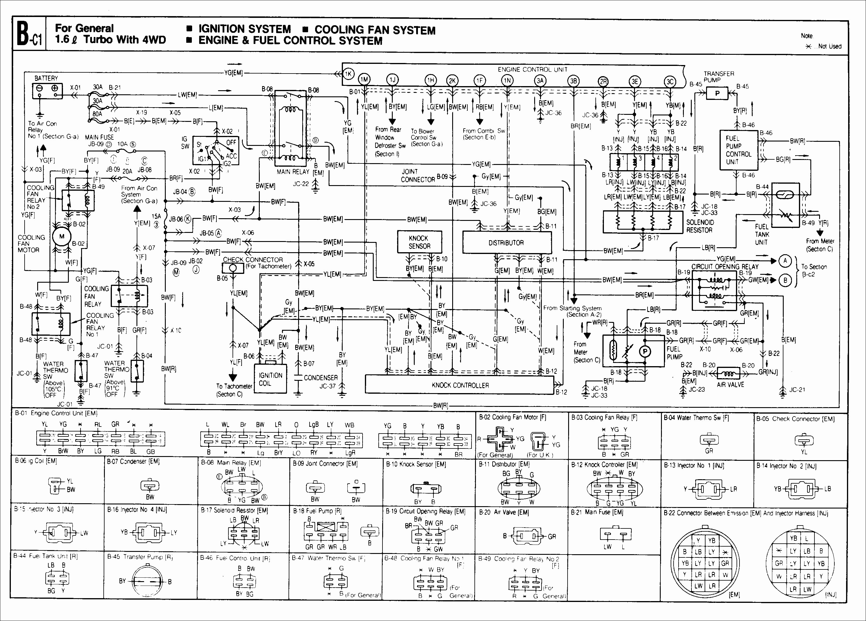 Zonar V3 Wiring Diagram